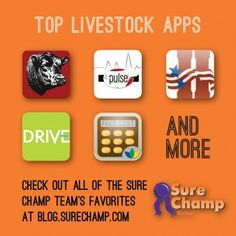 Check out our Favorite Livestock Apps