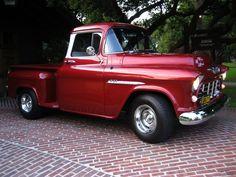 55 Chevy fleetside