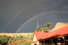 double rainbow! A Moment In Time, Fair Grounds, Rainbow, Digital, World, Photography, Travel, Rain Bow, Rainbows