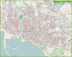 Lipari tourist map Pinterest Tourist map and Italy