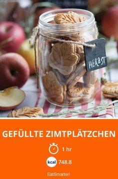 Gefüllte Zimtplätzchen - smarter - Kalorien: 748.8 kcal - Zeit: 1 Std. | eatsmarter.de