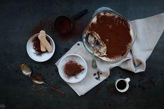 Τιραμισού χωρίς αυγά: γρήγορο & λαχταριστό - madameginger.com Recipies, Deserts, Pudding, Eat, Food, Refrigerator, Drink, Instagram, Recipes