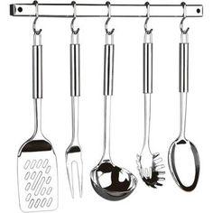 Conjunto de Utensílios de Cozinha Top Pratic 11 Peças - Brinox