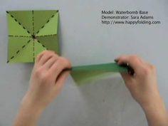 Aileen Edwin Origami: Origami Bases | 177x236