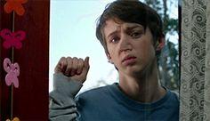 Troye in the spud movie