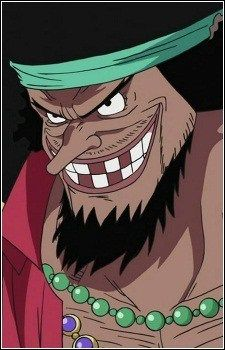 Marshall D. Teach (One Piece)