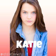 For Katie! No repins but her! Keep credit to @nataliecherwaty