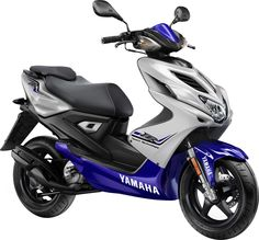 Le Yamaha Aerox 2015 privilégie la sportivité avec son look MotoGP