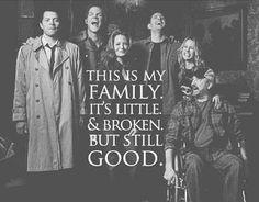 Family ~ Supernatural Fan Art