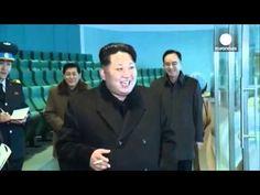 Corea del Nord le forse vere immagini del lancio del razzo che ha fatto arrabbbiare il mondo - YouTube