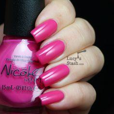 Lucys stash - Nicole By OPI Spring Break