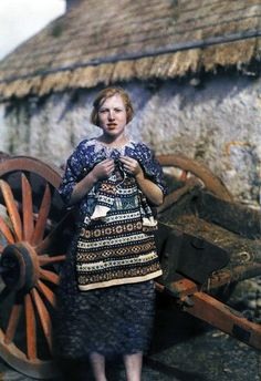 vintage everyday: Ireland in Color Pictures, 1920s