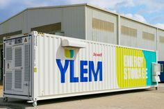 Ylem Energy selects Origami's platform | Origami Energy Innovative Services, Energy Companies, Paradigm Shift, Energy Storage, Energy Use, Use Case, How To Find Out, Remote