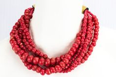 Tribal Meets Regal Necklace (Handmade in India) - $30.00  http://workofworth.org/products/tribal-meets-regal-necklace-black