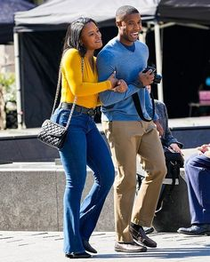 Michael Bakari Jordan, American Actors, Beautiful Day, Jordans, Capri Pants, Nyc, Journal, Instagram, Fashion