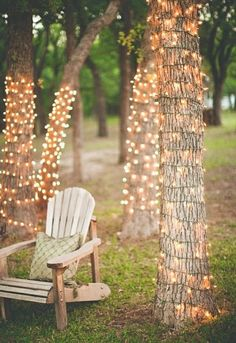 The Trendy Sparrow: Rustic Wedding Decor Ideas