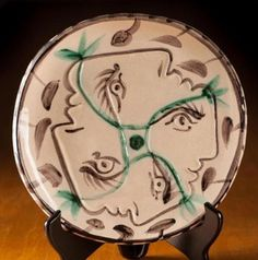Picasso (Pablo Ruiz) - Vallauris céramique ceramistes poterie