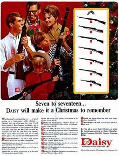yay - a rifle for christmas!