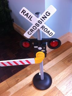 Do you have a #railroad #conductor at home? This is a ton of fun!!!! #kids