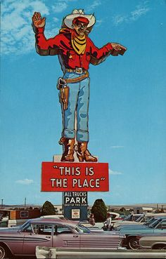 Wendover Will, Largest Mechanical Cowboy In The World, Wendover, Nevada | Flickr - Photo Sharing!