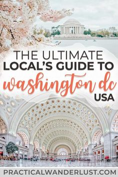 The ultimate local guide to Washington, DC: things to do in the city, what to eat, where to stay, and everything you need to know for your trip to the capital of the USA! Universal Orlando, Universal Studios, Viaje A Washington Dc, Washington Dc Vacation, Washington Dc Restaurants, Visit Washington Dc, Washington Dc Travel Guide, Washington Dc With Kids, Georgetown Washington Dc