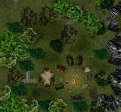 Slaver's Campsite by Bogie-DJ.deviantart.com on @DeviantArt  http://bogie-dj.deviantart.com/gallery/