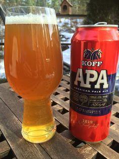 Koff APA Americal Pale Ale