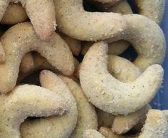 Rezept Pippi's Vanillegipferl Plätzchen von Pippi16 - Rezept der Kategorie Backen süß