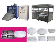 #Vacuum #Forming #Dona #Plate #Machine Applications of #Automatic #Vacuum Forming Machine #Disposable Products #Thaali, #Egg #Tray, #Meal Tray, #Sweet Box, #Dona, Plate, #Biscuit Tray, #Dry #Fruit Tray, #Chocolate Tray. bit.ly/1qQvSXi