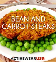 Full of flavors and aromas, these healthy vegetarian steaks will make a great dinner for you and your family. #vegetarian
