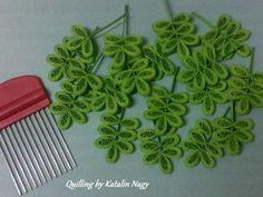 Quilling by Katalin Nagy