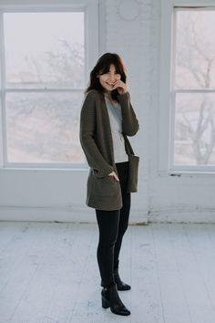 KNITTING PATTERN Kapsel Cardigan Oversized Drop Shoulder | Etsy Open Cardigan, Knitting Patterns, Drop, Shoulder, Stylish, Model, Sweaters, How To Wear, Etsy