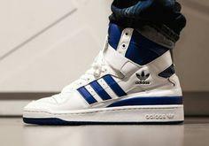 save off 4df47 cd105 adidas Originals Forum Hi OG On Feet Images