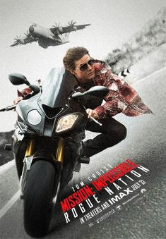 The Film Connoisseur: Mission Impossible: Rogue Nation (2015)  -   Tom Cruise's 14 Best Action Movies, Ranked  -  June 6, 2017