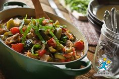One Pot Ratatouille | 2 Guiding Stars