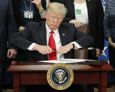 How Trump's Executive Orders Could Set America Back 70 Years  The president is taking the United States back to the nightmares of the world before the Second World War: closed borders, limited trade, and a go-it-alone national race to the bottom.