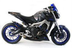 Powerbronze Bellypan - Yamaha MT-09 14 / FZ-09 14
