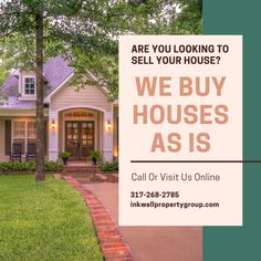 If there is an interest in selling a property let us know how we can help. We help individuals who experience job relocation and more. We are local investors that pay cash for houses as is. Call or visit us at our website!
