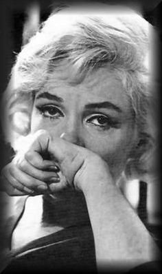 2 days before her death Photo by Allan Grant Life magazine August 3, 1962