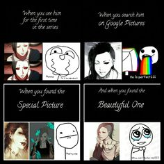 I made this Collage myself and this is so true!!!      (╥_╥) Be Real!!!