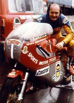 Photo #407 - Mike Hailwood