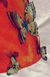 Lampada Farfalle (particolare)