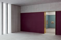 Ute Zscharnt for David Chipperfield Architects
