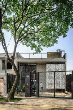 Maracana House by Terra e Tuma Arquitetos