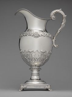 Thomas Fletcher: Ewer (2007.25) | Heilbrunn Timeline of Art History | The Metropolitan Museum of Art