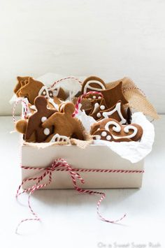 Swedish Gingerbread Cookies  ⎜ On a Sweet Sugar Rush