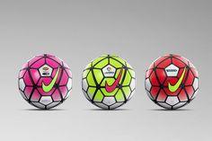 Nike Ordem 3 for Serie A, La Liga and Premier League.