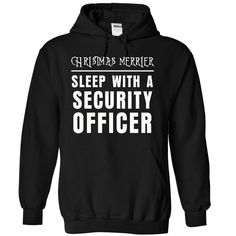 Christmas with a security officer T Shirt, Hoodie, Sweatshirt