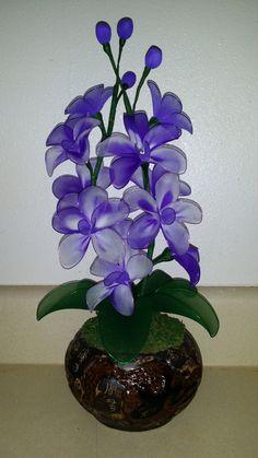 Nylon Orchid