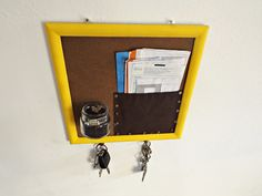 DIY Porta Chave com